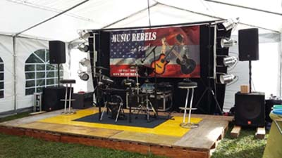 Music Rebels Country Live Band